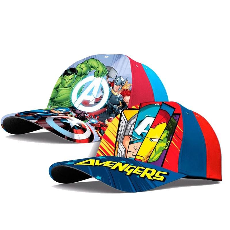 cappellino con visiera bambini assortiti - MV15734