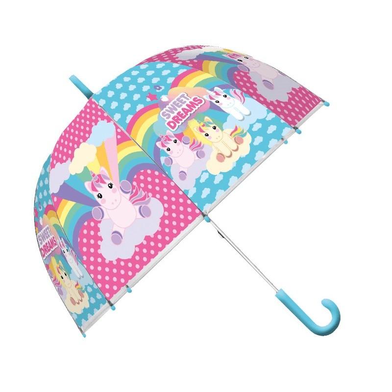 Ombrello Bambina Unicorno Sweet Dreams KL10566