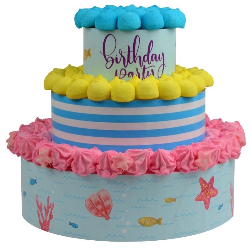 TORTA SCENOGRAFICA BIRTHDAY...