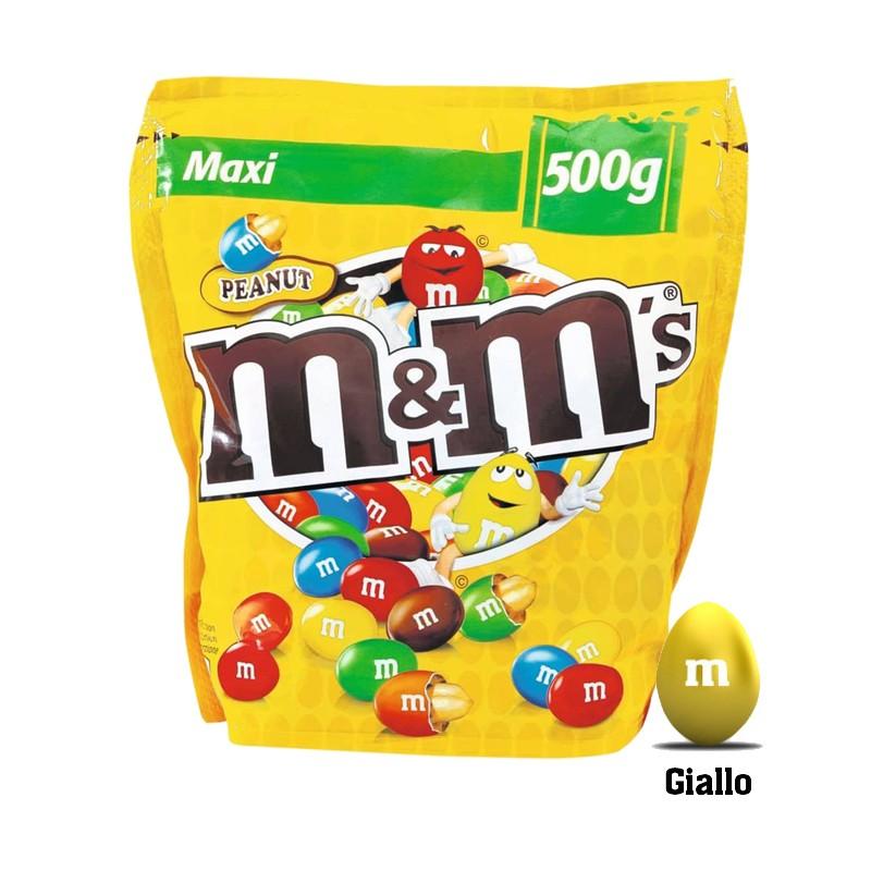 m&m\'s 500g original Giallo 1786