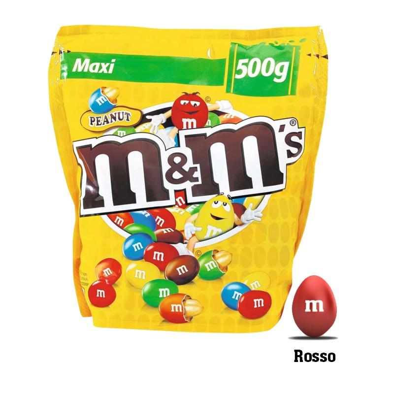 m&m\'s 500g original Rosso 1784