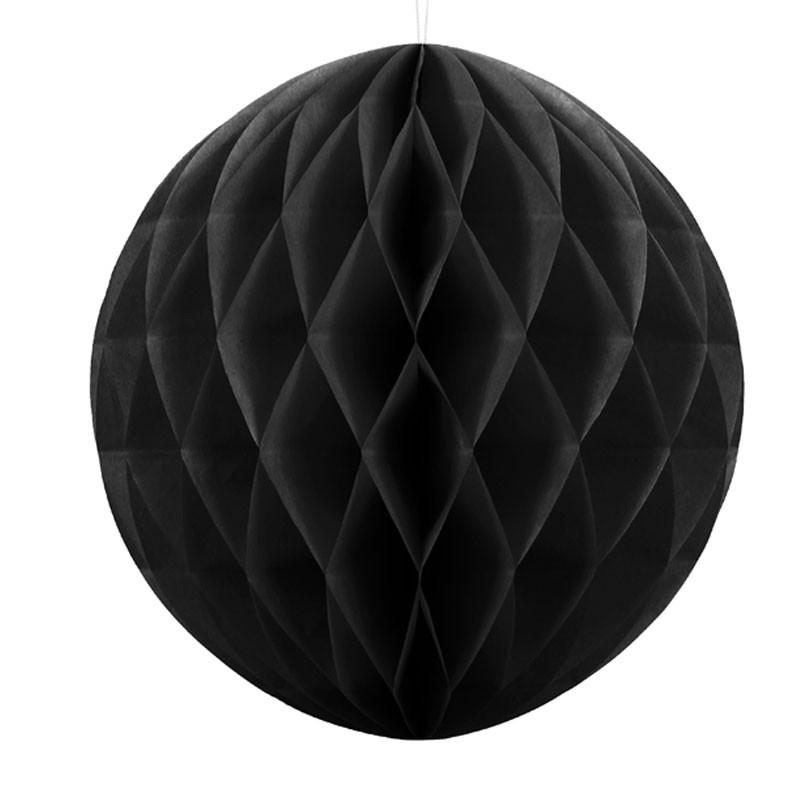 PALLA a nido d\'ape nera 30 cm – KB30-010