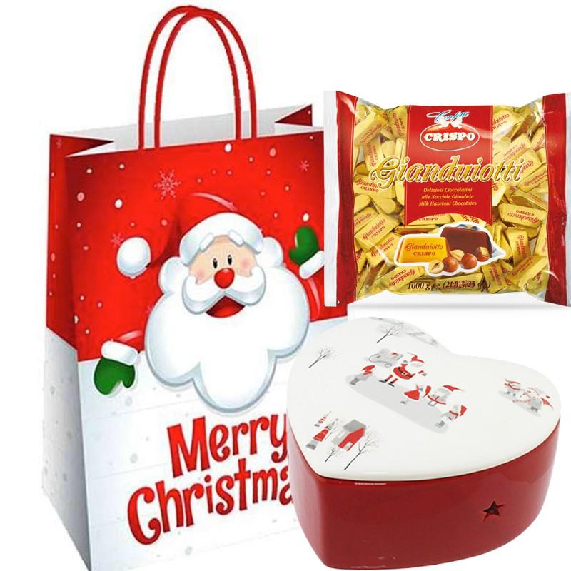 Idee Regalo Dolci Natale.Idea Regalo Natalizia Per La Casa Dolce Con Biscottiera
