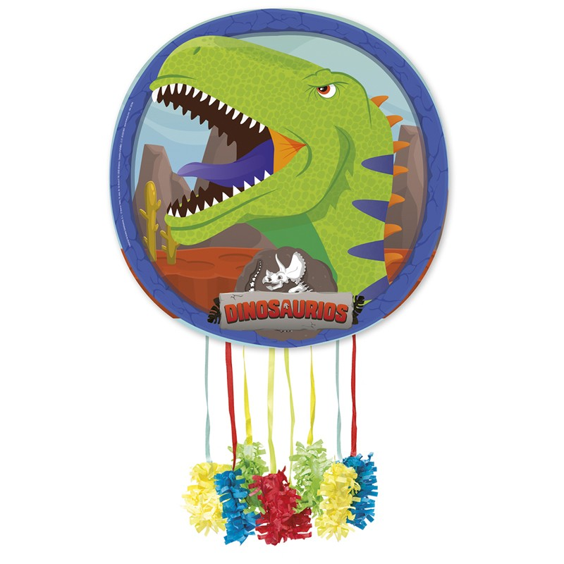 Pignatta dinosauri 4 modellii assortiti 43 cm 25784