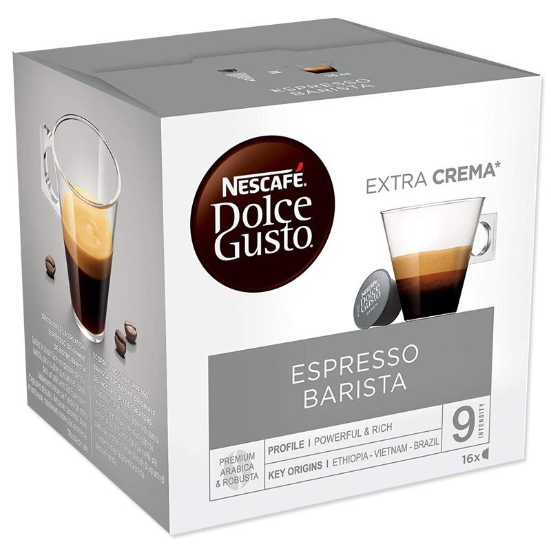 Caffè Nescafè Dolce Gusto Espresso Barista 1 box da 16 capsule