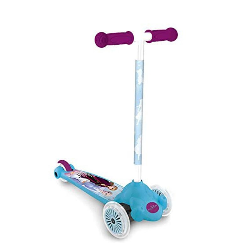 Monopattino Frozen II Twist & Roll 3 Ruote 28300