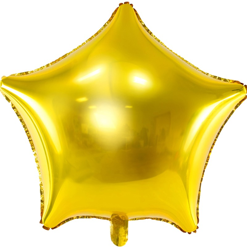 Palloncino Supershape Stella Oro FB78M-019