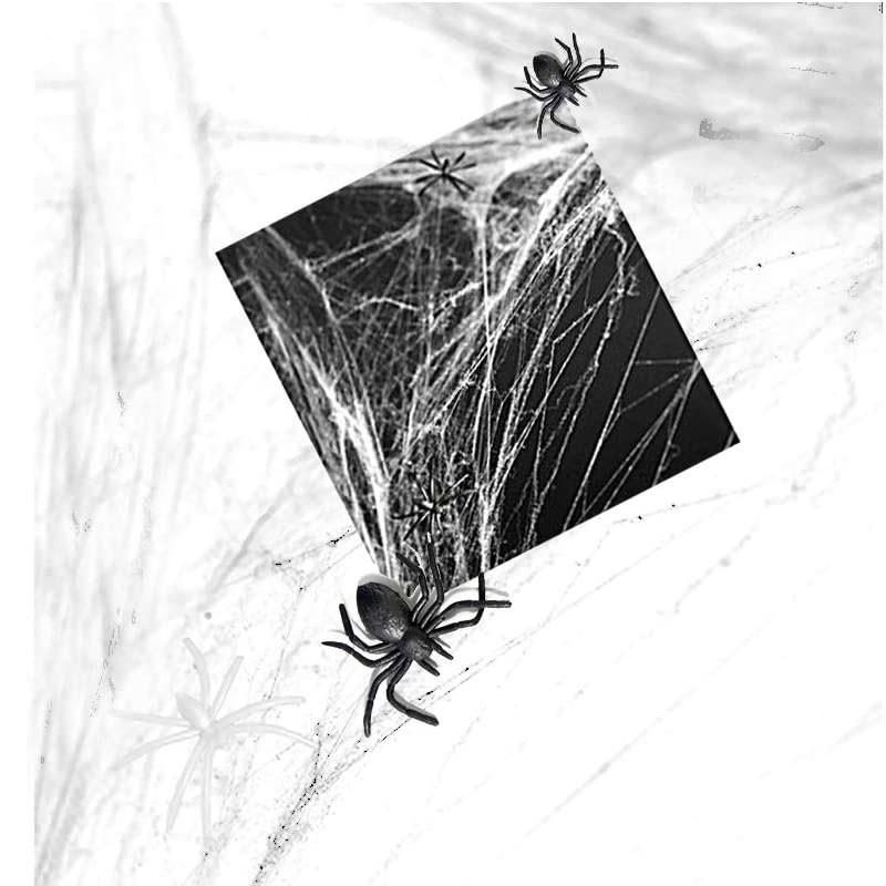 Ragnatela finta con ragno PH60-008