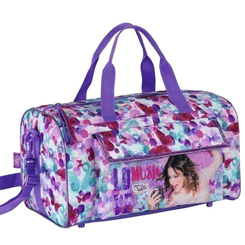 Borsa Mare Piscina Violetta Butterfly 711447329