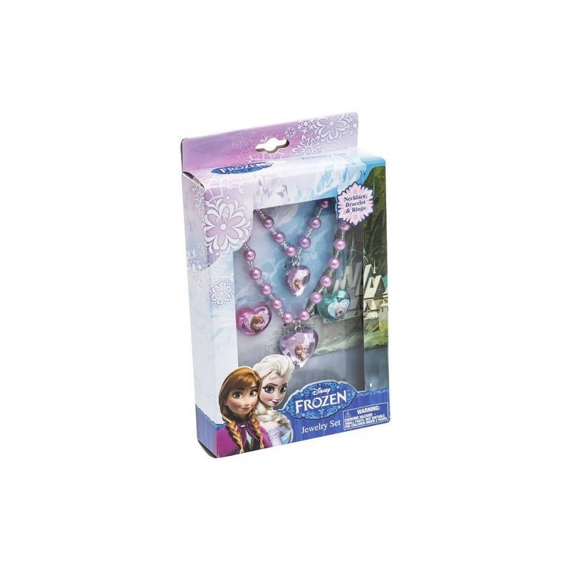 SET ACCESSORI PRINCIPESSA FROZEN 755023