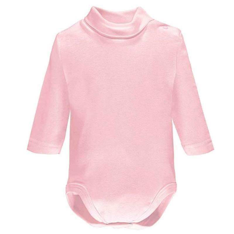 Body lupetto rosa 12 mesi