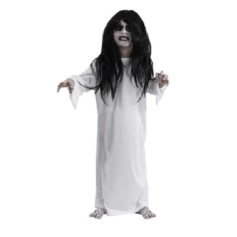 costume halloween Demone Maligno Bambino H8562-A-2 7-8 anni