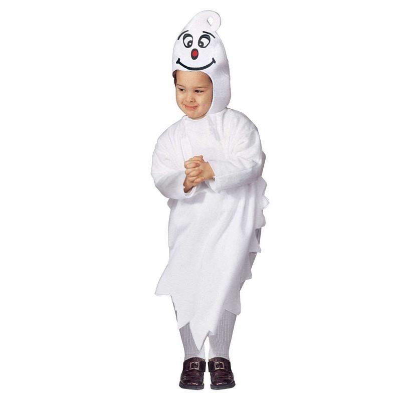 Costume fantasma 2-3 anni 104 cm 36158