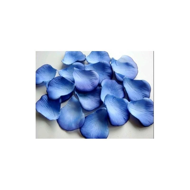 Petali Di Rosa Blu Artificiali