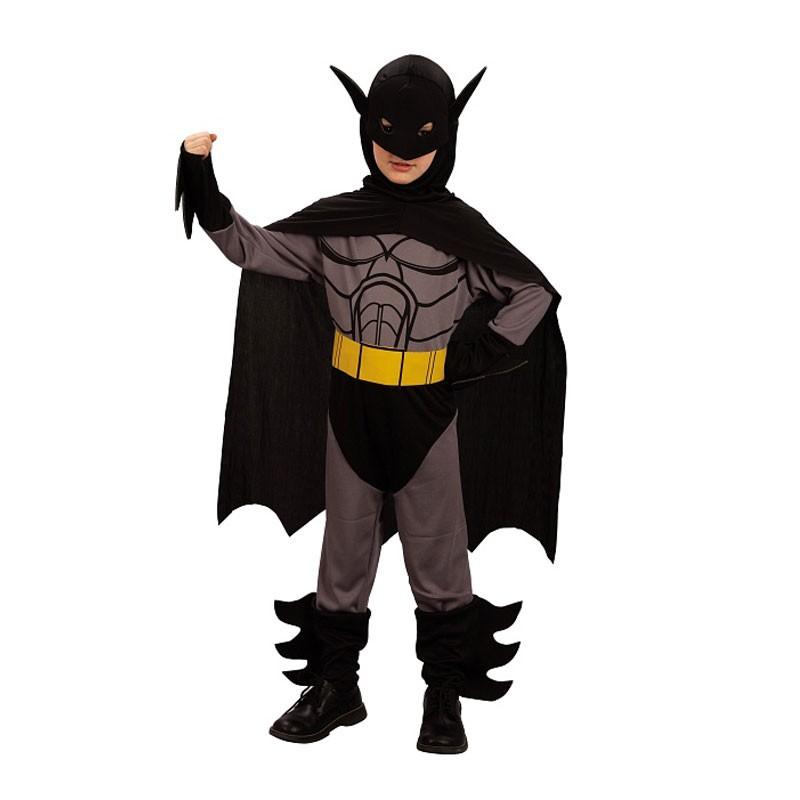 Costume da bambino per carnevale Batman 130/140 cm SL-CW13