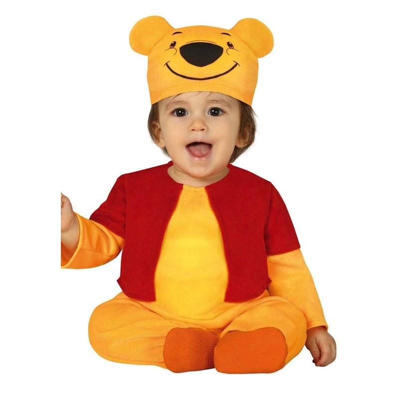 costume carnevale per neonati winnie the pooh 6 - 12 mesi 87807