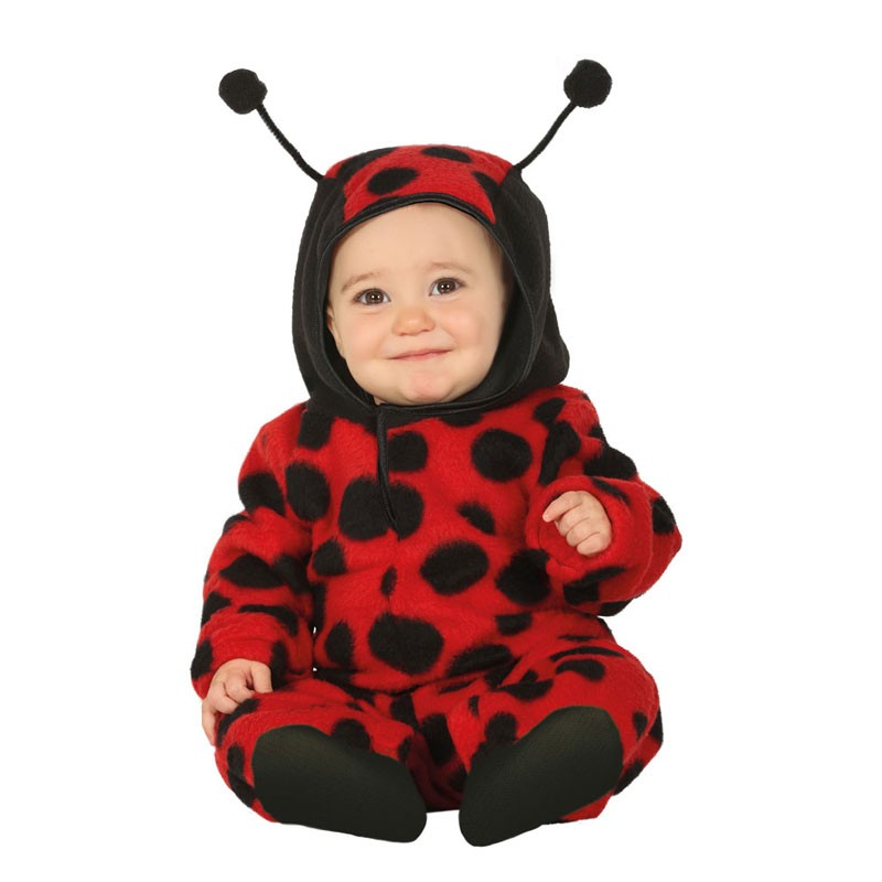 Costume Coccinella per Neonati  12-24 Mesi 88400