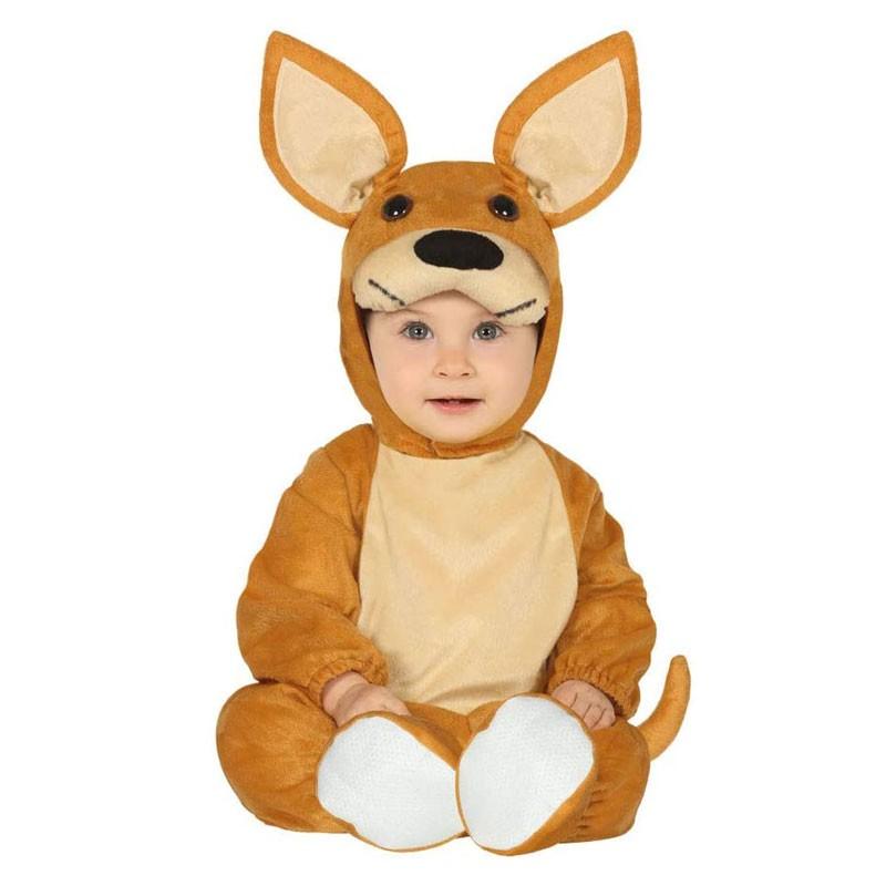 Costume neonato da Canguro Wallaby 6/12 mesi 88387
