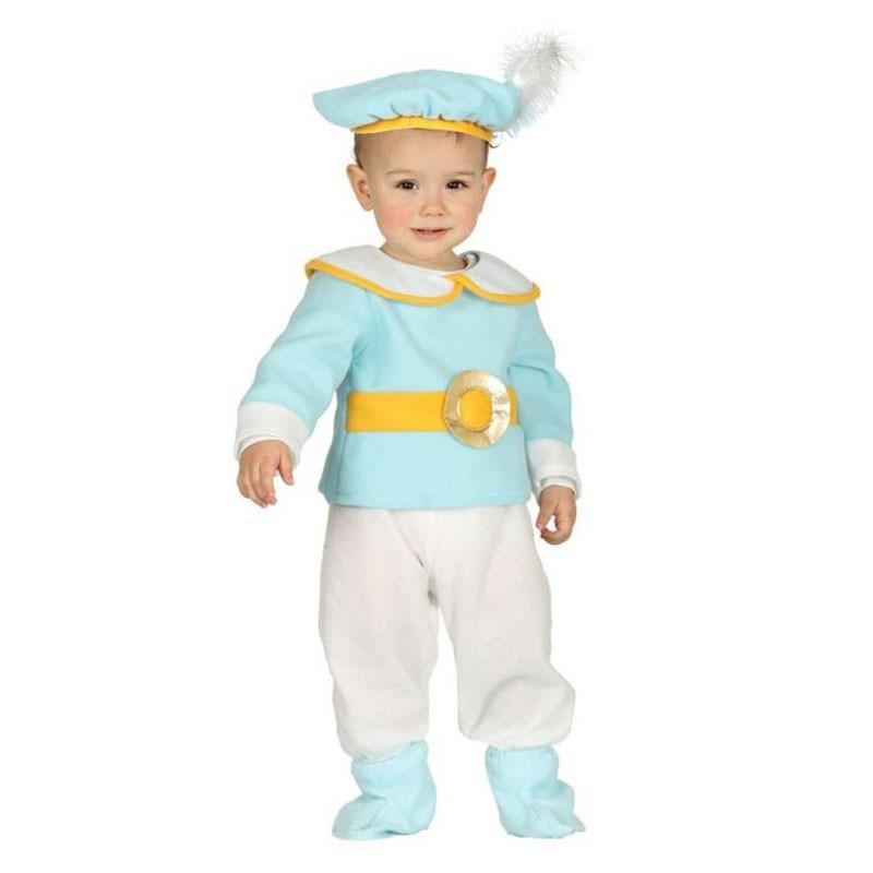 Costume neonato da principe 6 - 12 mesi 87608