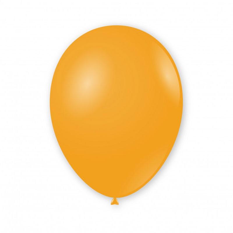 Palloncini pastello 11/12 - 30cm giallo  36 G110 36 100pz.