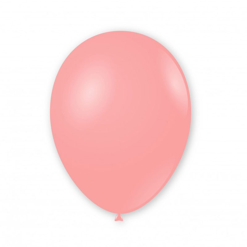 Palloncini pastello 11/12 - 30cm Rosa Baby 40 G110 40 100pz.