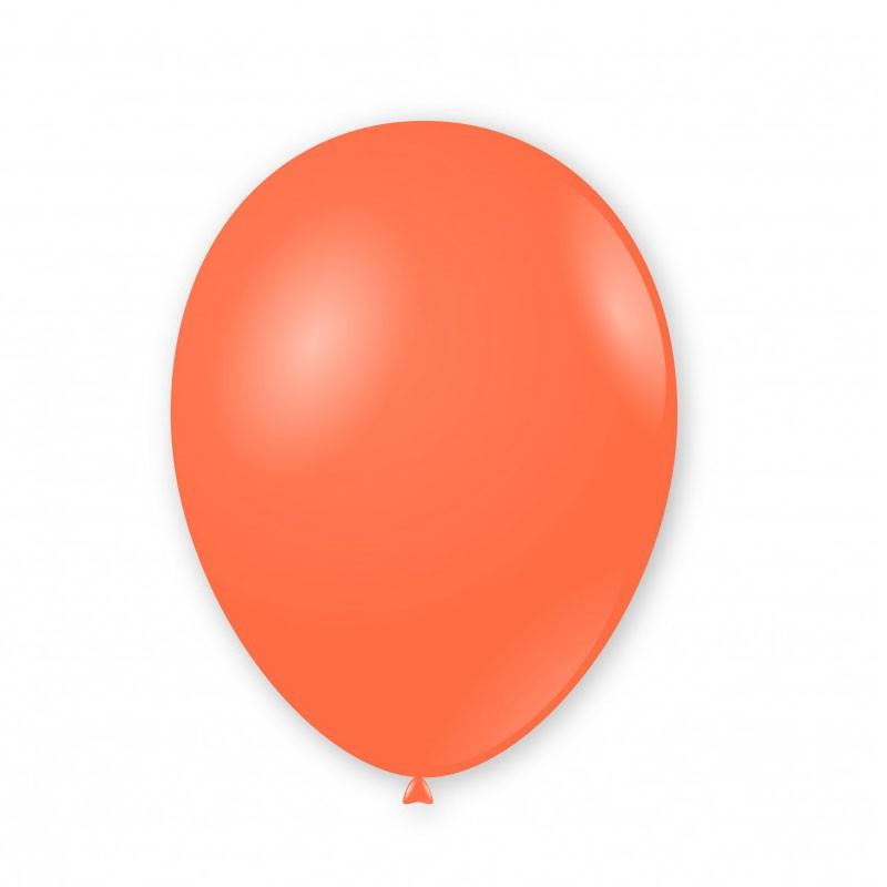 Palloncini pastello 11/12 - 30cm Salmone 16 G110 16 100pz.