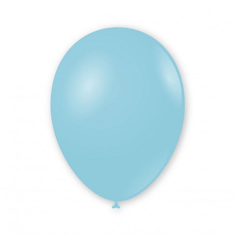 Palloncini pastello 11/12 - 30 cm Celeste Baby 39  G110/39 100pz