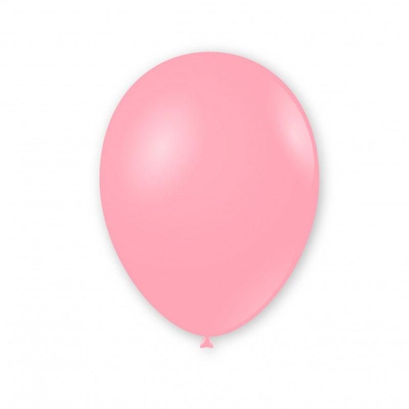 Palloncini pastello 11/12 - 30 cm Rosa 24 G110/24 100pz