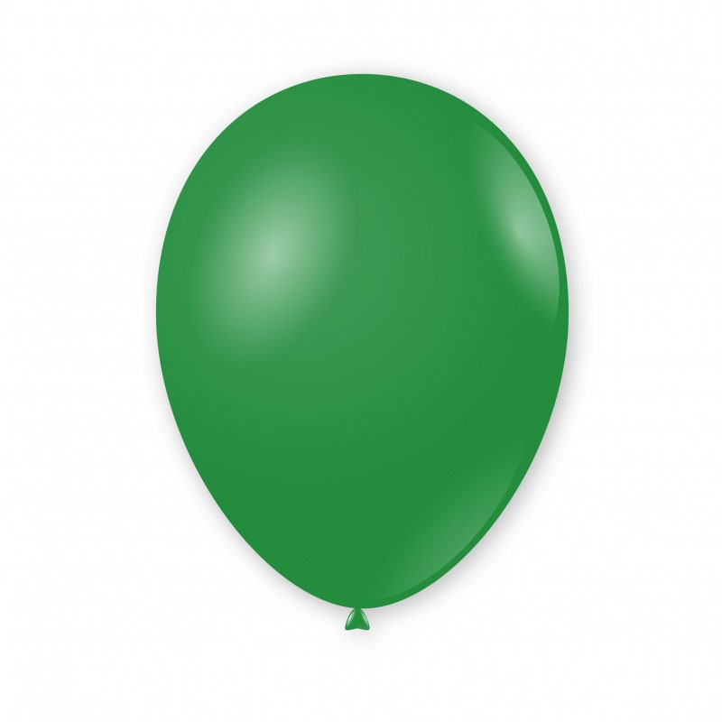 Palloncini pastello 11/12 - 30 cm Verde 13 G110/13 100pz