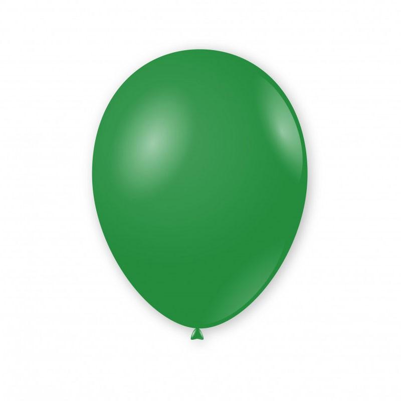 Palloncini in Lattice Pastello 9/10 - 26cm verde 13 100pz G90/13