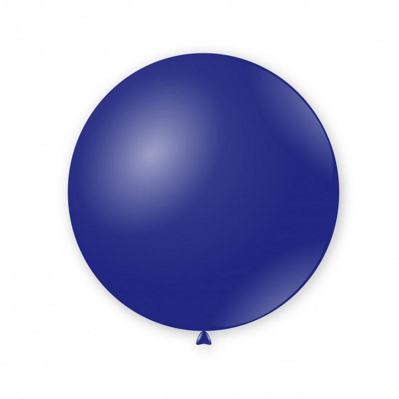 Palloncini pastello 15 - 38 cm blu 50 50 pz G150/50