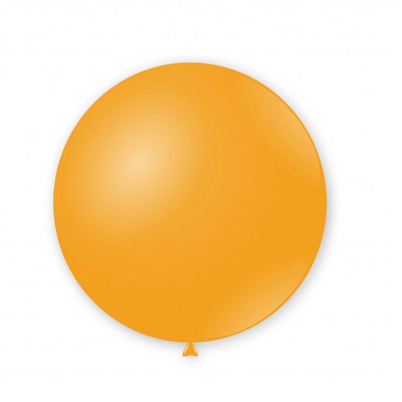 Palloncini pastello 15 - 38 cm giallo 36 50 pz G150/36