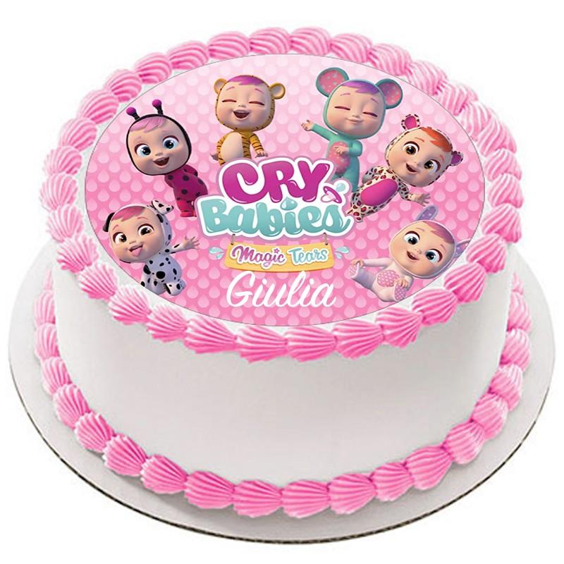CIALDA CRY BABIES...