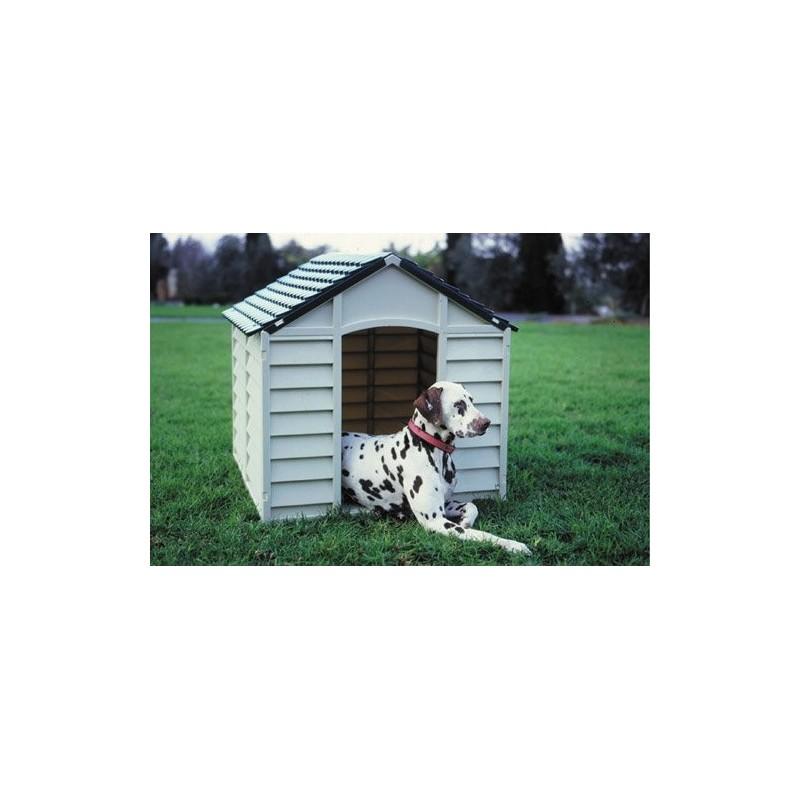 Cuccia per cani in pvc 84 5 x 86 x 82h cm irpot for Amazon trasportini per cani