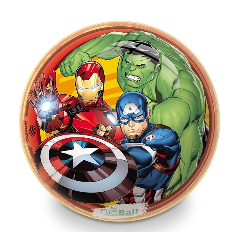 Pallone 23 cm Avengers bio ball GO38774