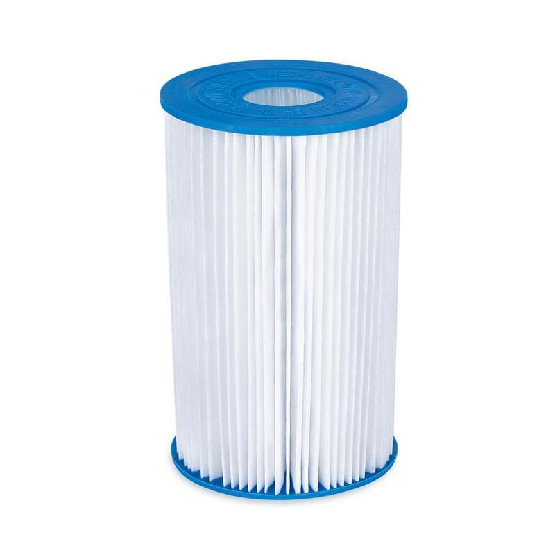Filtro di carta per piscina14,5 x 25,4 cm 205056