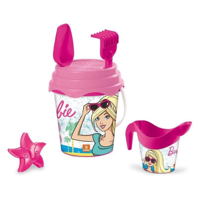 Set Secchiello Mare Barbie con accessori 18443