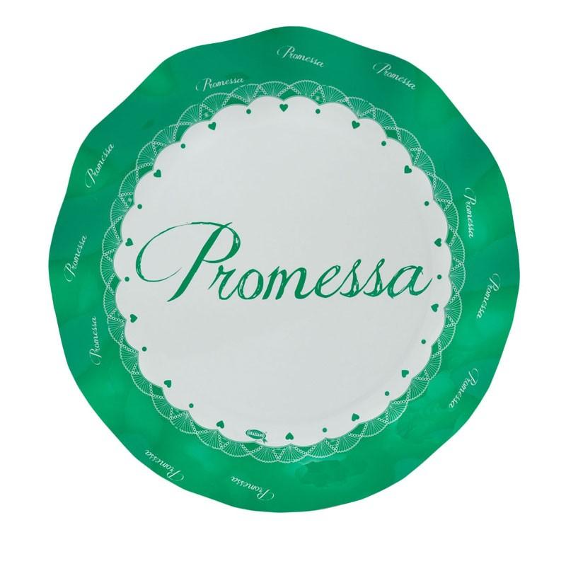 piatti promessa 27 cm 8 pz. 40888