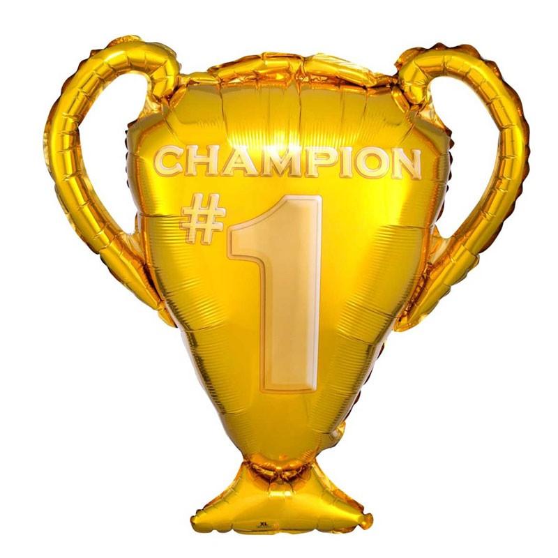 Palloncino Supershape Trofeo Dorato Super Shape 28 71 cm 35393-01