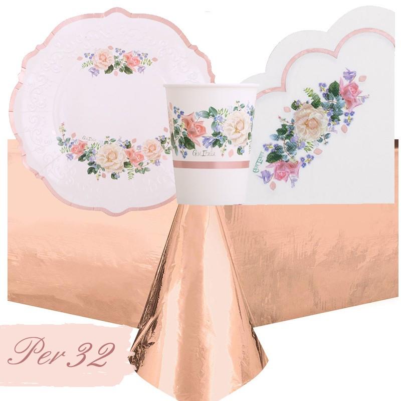 KIT N.16 WEDDING IN ROSE...