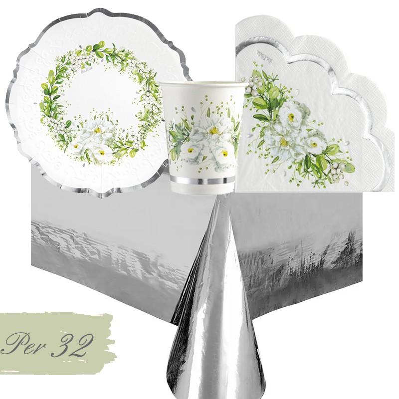 KIT N.16 WEDDING GREEN LIBERTY