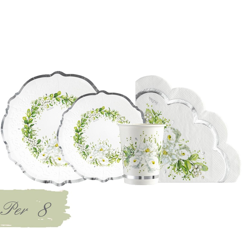 KIT N.47 WEDDING GREEN LIBERTY
