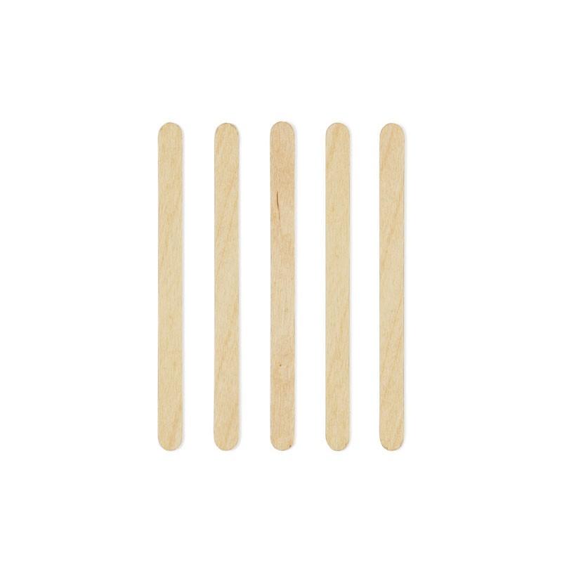 stecche gelato in legno 1 x 13 cm 50 pz  PAD1