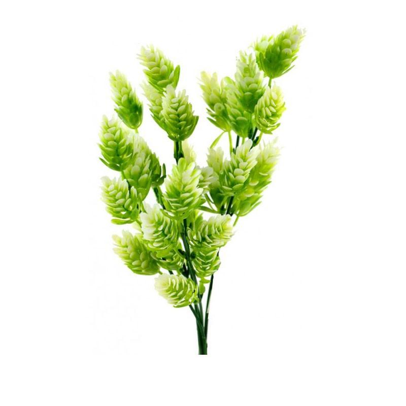ramo luppolo artificiale cm 64,5 verde  DS000774-01