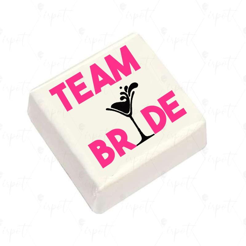 MARSHMALLOW TEAM BRIDE...