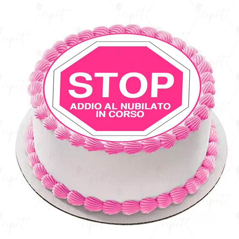 CIALDA STOP ADDIO AL...