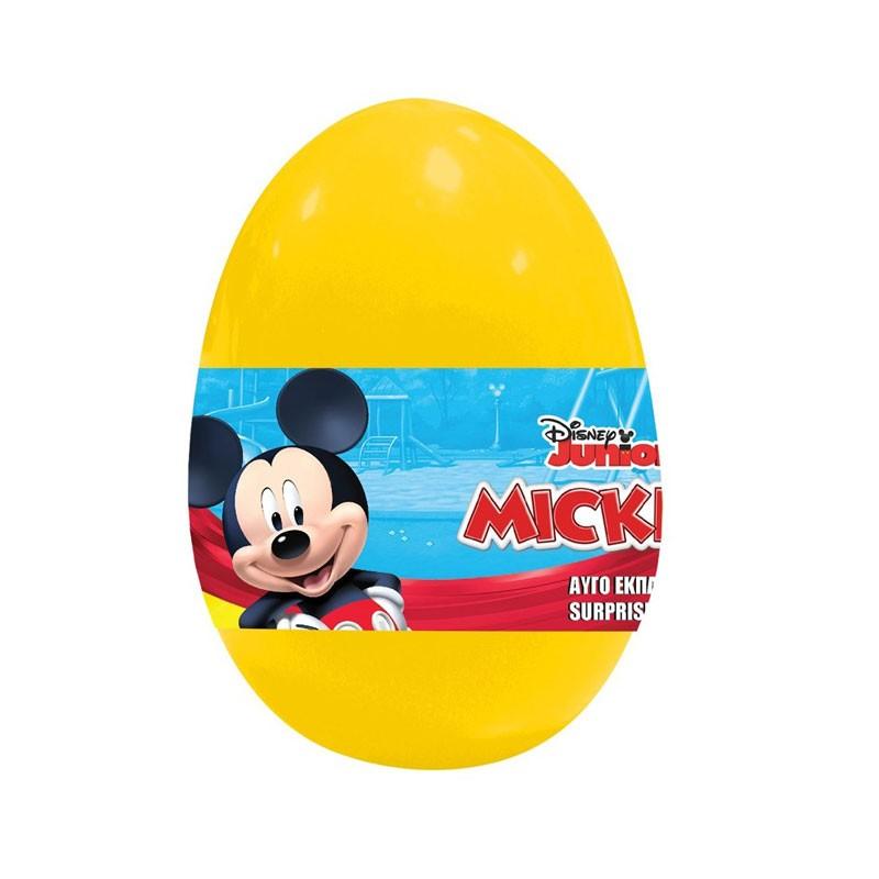 uovo topolino con sorpresa due colori assortiti 562262