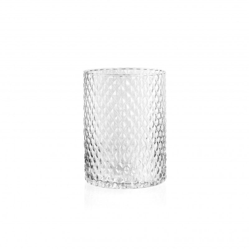 vaso cilindro diamond FR80/1520 h 20 x 15 cm