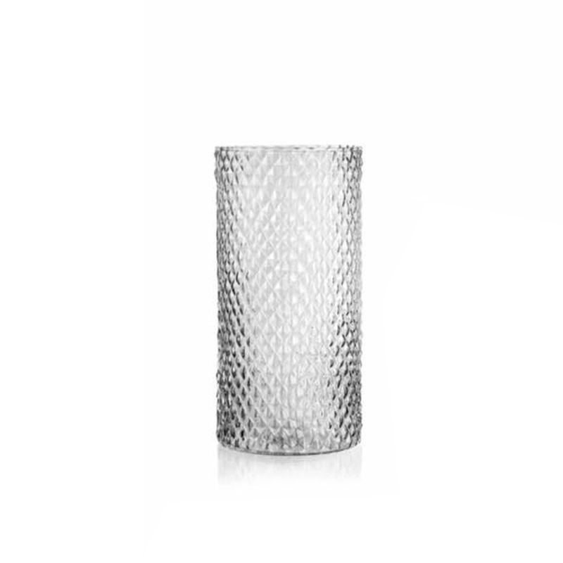 vaso cilindro diamond FR80/1530 h 30 x 15 cm
