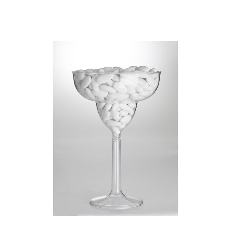 Calice Margarita plastica Ø16 x h.24 cm 1 pz 5NM15335IT
